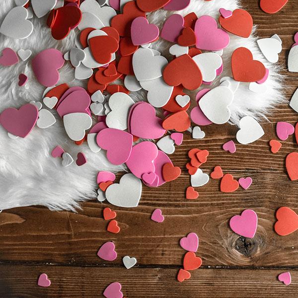 Mandala da regalare a San Valentino