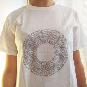 Maglietta Mandala da colorare Sensualita